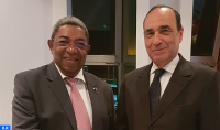 تعزيز علاقات التعاون البرلماني محور مباحثات السيد المالكي مع رئيس الجمعية الوطنية بمدغشقر