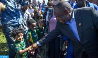 جنوب إفريقيا.. رامابوزا يسعى إلى ولاية سياسية واضحة تمكنه من تنفيذ أجندة إصلاحاته