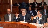 مشروع القانون بشأن الوصاية الإدارية على الجماعات السلالية جاء لتمتيع ذوي الحقوق من خيراتها والدفع بعجلة التنمية في المجال القروي (السيد لفتيت)
