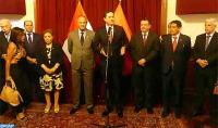 البيرو والمغرب تجمعهما علاقات عريقة تطورت باستمرار لتشمل مختلف المجالات