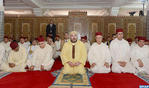 HM the King, Commander of the Faithful, Performs Friday Prayer at Bab Assalam Mosque in Casablanca