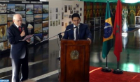 Exhibition 'Brazil-Morocco: More Than Centenary Friendship' Inaugurated in Brasilia