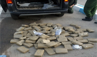 Over 5 Tons of Cannabis Resin Seized in Nador