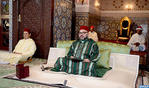 SM el Rey preside en Rabat la primera charla religiosa del mes de Ramadán