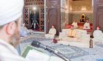 SM el Rey preside la tercera charla religiosa del mes sagrado de Ramadán
