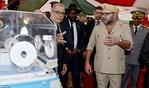 SM el Rey entrega una donación de equipo médico al hospital de Yuba