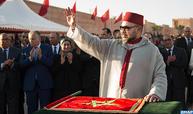 SM el Rey lanza nuevos proyectos en Marrakech para un renacimiento y una proyección internacional de la Medina