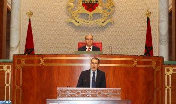 M. El Otmani: Le gouvernement déterminé à honorer ses engagements vis-à-vis des citoyens