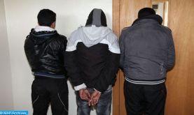Nador: Arrestation de trois individus soupçonnés d'appartenir à un réseau d'immigration illégale