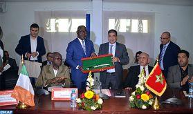 Souss-Massa et la région ivoirienne de San-Pédro renforcent leurs liens de coopération décentralisée