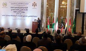 Amman: le Maroc prend part au 4è congrès de l'Union arabe de la justice administrative