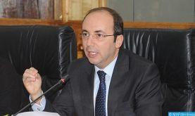 M. Doukkali appelle à une promulgation rapide du projet de loi régissant l'ordre des pharmaciens
