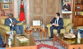 La Guinée Conakry réaffirme son soutien à l'initiative marocaine d'autonomie, comme seule solution à la question du Sahara