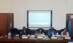 La dimension humaniste de la stratégie nationale d'immigration et d'asile, mise en évidence à Dakar