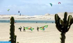 Dakhla : Le Maroc remporte la 1ère édition du Championnat d'Afrique de Kitesurf