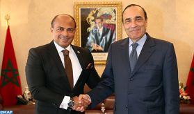 Entretiens maroco-libanais sur les moyens de renforcer la coopération bilatérale dans tous les domaines