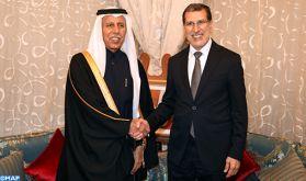 Le Maroc et le Qatar réaffirment leur détermination à développer les relations bilatérales à tous les niveaux