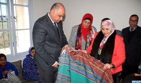 Fès: Inauguration d'un centre d'artisanat dédié aux personnes malvoyantes