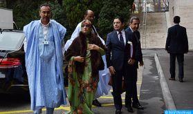 Début de la 2ème journée d'une seconde table ronde à l'invitation de l'Envoyé Personnel du Secrétaire Général de l'ONU pour le Sahara marocain