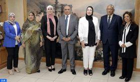 Une délégation marocaine s'enquiert de l'expérience de la Jordanie en matière de gestion des affaires parlementaires