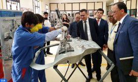 M. El Gharass en Inde et en Corée du Sud pour s'informer sur les expériences dans le domaine de la formation professionnelle