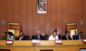 Le Conseil de la région Marrakech-Safi approuve en session extraordinaire plusieurs projets de développement