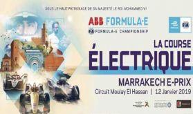 ABB FIA Formule E : Le pilote belge Jérôme d'Ambrosio remporte le Grand Prix de Marrakech