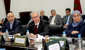 Marrakech : Le CPDH adopte le plan annuel 2019 relatif à l'appui à l'enseignement préscolaire en milieu rural