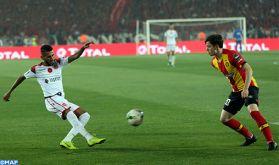 Ligue des champions (finale aller): Le Wydad Casablanca tenu en échec à Rabat par l'Espérance de Tunis (1-1)