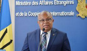 """Sahara: le ministre des AE de la Barbade qualifie de """"crédible, sérieuse et réaliste"""" l'initiative marocaine d'autonomie"""