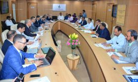M. Rherrass tient une réunion de travail à New Delhi sur la coopération dans le domaine de la formation professionnelle