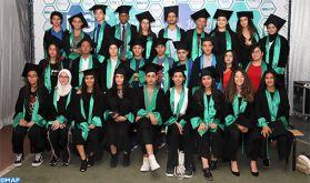 Rabat: l'école Khalil Gibran School fête les diplômés de ses différentes classes terminales