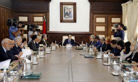 """Le gouvernement marocain """"rejette vivement"""" les tentatives visant à porter atteinte à l'intégrité territoriale du Royaume"""