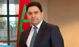 M. Nasser Bourita en visite de travail en Jordanie du 19 au 21 juillet