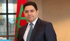 """Dialogue 5+5 à Malte : M. Bourita appelle à la création d'un """"G10 Méditerranée"""""""
