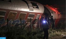RDC : au moins 50 morts dans le déraillement d'un train dans le sud-est (ministre)