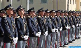 Mouvement dans les rangs des agents d'autorité: 895 concernés, soit 20% du total (ministère de l'Intérieur)