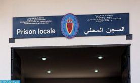 Fès: la direction de la prison locale dément qu'un détenu ait été victime d'agression de la part d'un fonctionnaire