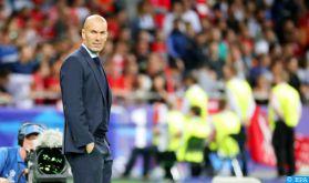 Zinedine Zidane de nouveau entraîneur du Real Madrid (Médias)
